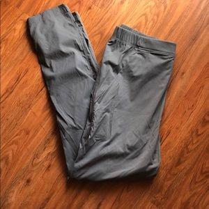 Lululemon grey sweat pants